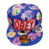 Venda a quente Hat com logotipo levantada Gj007