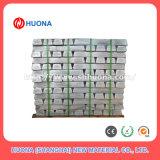 Mg-Barren-Ladeplatten-Satz des Mg-Barren-Mg9990 reiner (Mg)