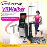 De hete het Vechten van het Pretpark van het Product van de Verkoop Het Ontspruiten Interactieve Virtuele Werkelijkheid 9d Treadmill&#160 van de Leurder van Vr van de Machine van het Spel;