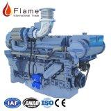 최고 가격 Weichai 400HP 바다 디젤 엔진 Steyr 배 엔진 295kw