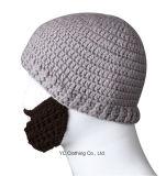 昇進のカスタム上によって編まれるひげの帽子