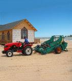 La Cina che fabbrica la macchina pulita della sabbia della spiaggia
