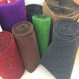 최신 판매 싸게 7mm 훈장을 정원사 노릇을 하기를 위한 다채로운 합성 인공적인 뗏장 잔디 양탄자 매트