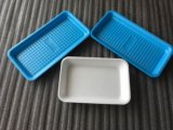 Umweltfreundliche Nahrungsmittelverpackungs-Wegwerftellersegmente des Nahrungsmittelgrad-saugfähige Schaumgummi-Polystyren-ENV