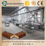 Composé de revêtement de chocolat de caramel et de la barre de nougat Machine de production