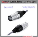 Stecker der Cat5e Ethercon Innen-Ethernet LED-Bildschirmanzeige-RJ45