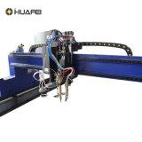 Huafei hohe Leistungsfähigkeits-Metallrahmen-Bock CNC-Ausschnitt-Maschine