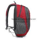 Zaino di nylon del banco del sacchetto di corsa di sport di Daypack della montagna del cammello di modo