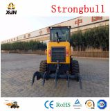 刃(PY980)を持つ80HP農業モーターグレーダー