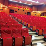 Presidente de la Iglesia Asiento del Auditorio, Sala de Conferencias sillas Empujar Auditorio Auditorio Auditorio plástico silla asiento Asientos (R-6159)