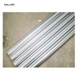 Elementos hidráulicos frío preciso sacar el tubo del cilindro hidráulico para la prensa