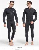 Garder au chaud en néoprène 3 mm d'hommes de couleur de robe de plongée&Sportwear (CL745)