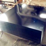 Feuille d'acier inoxydable du finissage 4X8 de miroir de mur de cuisine