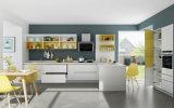 Gabinete de cozinha americano moderno do estilo da venda quente