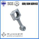 OEM/Customの錬鉄のトレーラーのための熱い鍛造材の部品