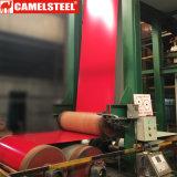 Il colore di Ral personalizzato ha preverniciato la bobina d'acciaio di Galvansied per il materiale di Contruction