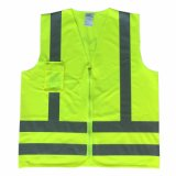 Chaleco reflectante Refelctive uniforme con bolsillos