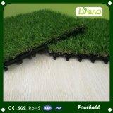 De met elkaar verbindende Verwijderbare Kunstmatige Tegels van het Gras van de Mat van de Bevloering van het Gras Ruilbare