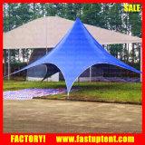 Het Kamperen van de Tent van de Schaduw van de ster de OpenluchtTent van de Catering voor Verkoop