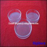 Manufacurer fixiertes Silikon-Quarz-Glas-Petrischalen-Lieferant