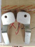 Zolla gemellare personalizzata speciale dell'ispettore del rimorchio dell'asse
