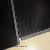 Plancher de luxe rigide de PVC de tuile de vinyle de cliquetis