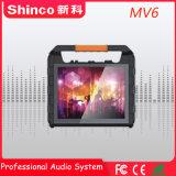 Altoparlante mobile portatile professionale di pollice TFT di Shinco 14 con lo schermo dell'affissione a cristalli liquidi