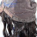 Parrucca all'ingrosso per le parrucche piene dei capelli umani del merletto dei capelli brasiliani del Virgin delle donne di colore