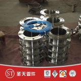 ステンレス鋼のフランジ304、316L