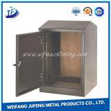 스테인리스 Metal Stamping와 용접의 전기 철사 상자