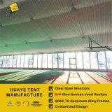 كبيرة إطار معرض خيمة مع زخرفة لأنّ أنشطة ترويجيّ ([ه014ب])