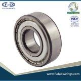 トレッドミルモーター部品のための高品質のトレッドミルの軸受6202Zのボールベアリング