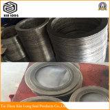 Guarnizione della ferita di spirale della grafite del metallo; Guarnizioni della ferita di spirale dello scarico dell'acciaio inossidabile di alta qualità
