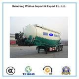 Os 3 eixos populares aumentam reboque do caminhão de petroleiro do cimento do fabricante