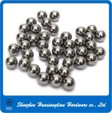 ステンレス鋼の円形の固体球を磨く高精度