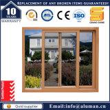 Heißes Doppelverglasung-Aluminium-schiebendes Fenster