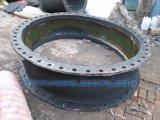 Acoplamento do fole da expansão do metal/fole ondulados fazendo à máquina da junção de tubulação aço inoxidável