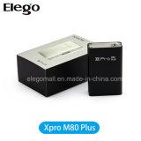 Smok Xpro M80 plus MOD gegen Subox Mini gegen Istick