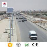 8m 50W do Braço Duplo LED Solar Luz de Rua do Mercado para a África