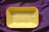 Wegwerfplastikcup-Nahrungsmittelbehälter, der Maschine herstellt