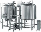 equipo de la elaboración de la cerveza del alcohol 2000L