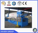 Máquina automática hidráulica WC67K-160T/4000 do dobrador do metal de folha do CNC
