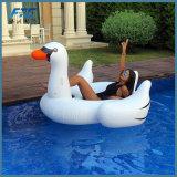 Flotador inflable de la natación del cisne de 2018 del gigante flotadores de la piscina