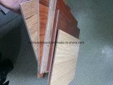 Papel Comercial de la melamina, madera contrachapada frente/Laminado de madera contrachapada