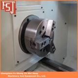 2 CNC van de Klem van de kaak de Horizontale Machine van de Draaibank