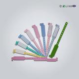 Одноразовый используйте ткань и плетеных браслет RFID для событий
