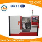 중국에 있는 좋은 품질 기울기 침대 CNC 선반 공급자