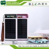 Neue Bank 10000mAh der Sonnenenergie-2017 mit freiem Firmenzeichen