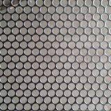 Maglia perforata galvanizzata del metallo del foro ovale, strato perforato dell'acciaio inossidabile