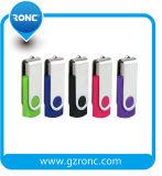 4GB Aandrijving de van uitstekende kwaliteit van de Flits van USB met de Druk van het Embleem